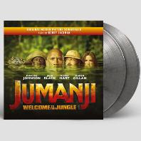 JUMANJI: WELCOME TO THE JUNGLE [쥬만지: 새로운 세계] [180G WILD RHINO LP] [한정반]