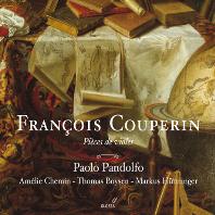 PIECES DE VIOLES/ PAOLO PANDOLFO