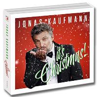 IT`S CHRISTMAS! [요나스 카우프만: 크리스마스 앨범] [딜럭스반]