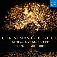 CHRISTMAS IN EUROPE/ BALTHASAR NEUMANN CHOR, THOMAS HENGELBROCK [유럽의 크리스마스 - 발타자르 합창단, 토마스 헹엘브록]