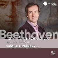 베토벤 - 후기 피아노 소나타 OP. 101, 109 & 111