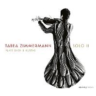 타베아 짐머만 - 솔로 II : 바흐와 쿠르탁