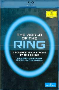 THE WORLD OF THE RING: A DOCUMENTARY IN 4 PARTS BY ERIC SCHULZ/ CHRISTIAN THIELEMANN [니벨룽겐 반지의 세계: 다큐멘터리]