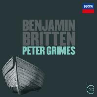 PETER GRIMES/ PETER PEARS [20TH CENTURY] [브리튼: 피터 그라임스]