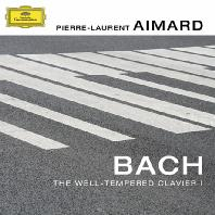 THE WELL TEMPERED CLAVIER 1/ PIERRE-LAURENT AIMARD [바흐: 평균율 클라비어 1권]