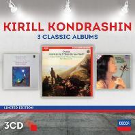 3 CLASSIC ALBUMS [키릴 콘드라신: 3 클래식앨범]