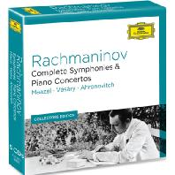 COMPLETE SYMPHONIES & PIANO CONCERTOS [COLLECTORS EDITION] [라흐마니노프: 교향곡, 협주곡]