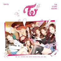 TWICE(트와이스) - THE STORY BEGINS [미니 1집]