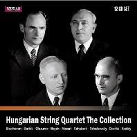 THE COLLECTION: BEETHOVEN, BARTOK, GLAZUNOV, HAYDN [헝가리안 사중주단 컬렉션: 1946-1961 레코딩]