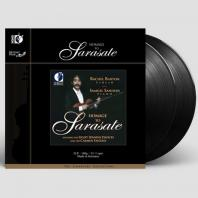HOMAGE TO SARASATE/ RACHEL BARTON, SAMUEL SANDERS [180G LP] [사라사테 예찬: 바이올린 소품집]