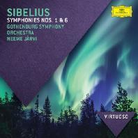 SYMPHONIES NOS.1 & 6/ NEEME JARVI [VIRTUOSO] [시벨리우스: 교향곡 1 & 6번]