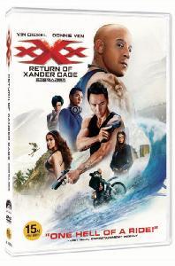 트리플 엑스 리턴즈 [XXX: RETURN OF XANDER CAGE] [19년 3월 워너/유니/파라마운트 가격인하 프로모션]