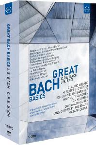 GREAT BACH BASICS [바흐 & C.P.E. 바흐: 합창 & 피아노곡 모음집]