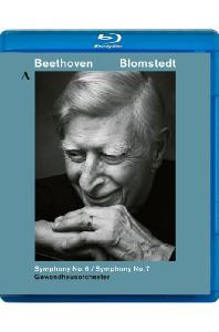 SYMPHONY NO.6 & 7/ HERBERT BLOMSTEDT [베토벤: 교향곡 6,7번 - 헤르베르트 블롬슈테트]