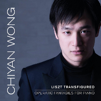 LISZT TRANSFIGURED: OPERATIC FANTASIES FOR PIANO/ CHIYAN WONG [리스트 편곡집: 오페라틱 환타지 - 시얀 웡]