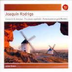 JOAQUIN RODRIGO - CONCIERTO DE ARANJUEZ ETC/ JULIAN BREAM  JOHN ELIOT GARDINER  LEO BROUWER [MASTERS]