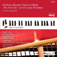 KLAVIER-FESTIVAL RUHR LIVE RECORDINGS 2017: THE AMERICAS [루르 피아노 페스티벌 36집: 아메리카]