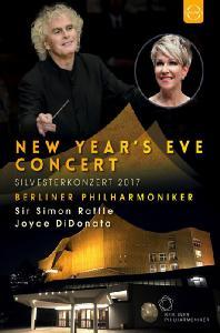 NEW YEAR`S EVE CONCERT 2017/ JOYCE DIDONATO, SIMON RATTLE [2017 베를린 필하모닉 송년음악회: 디도나토 & 래틀] [한글자막]
