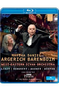 LIVE FROM THE BBC PROMS/ MARTHA ARGERICH, DANIEL BARENBOIM [2016 BBC프롬스: 아르헤리치와 바렌보임]