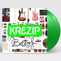 BEST OF KREZIP [180G GREEN LP] [한정반]