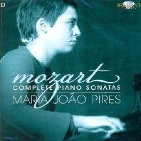 COMPLETE PIANO SONATAS/ MARIA JOAO PIRES