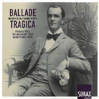 BALLADE TRAGICA: CHAMBER WORKS/ FRAGARIA VESCA, TOR JOHAN BOEN, SANAE YOSHIDA [클레베: 피아노 오중주, 바이올린 소나타 외]