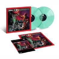 LIQUID SWORDS [MARVEL HIP-HOP VARIANT COVERS] [LENTICULAR ART] [COMIC BOOK+SEAGLASS 2LP]