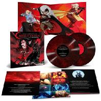 CASTLEVANIA [캐슬바니아] [BELMONT BLOOD RED & BLACK LP]