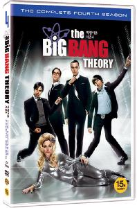    4 [THE BIG BANG THEORY SEASON 4] [13 4  TV ]
