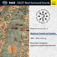 MARE BALTICUM VOL.2: MEDIEVAL FINLAND AND SWEDEN/ ENSEMBLE PEREGRINA, AGNIESZKA BUDZINSKA-BENNETT [SACD HYBRID] [14-16세기 핀란드와 스웨덴의 중세 음악 - 앙상블 페레그리나]