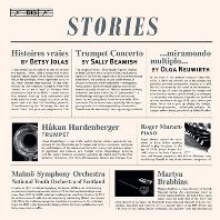STORIES: TRUMPET CONCERTOS/ HAKAN HARDENBERGER, ROGER  MURARO [SACD HYBRID] [이야기: 졸라스, 비미쉬, 노이비르트 - 트럼펫 협주곡 - 호칸 하덴베르거]