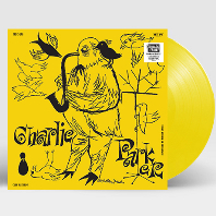 THE MAGNIFICENT CHARLIE PARKER [180G TRANSPARENT YELLOW LP] [한정반]