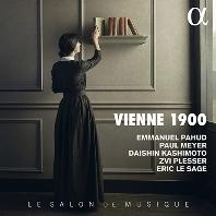 VIENNE 1900/ EMMANUEL PAHUD, PAUL MEYER, ERIC LE SAGE [빈 1900: 20세기초 빈의 살롱 음악]