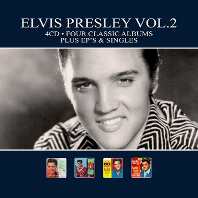 VOL.2: FOUR CLASSIC ALBUMS + EP`S & SINGLES