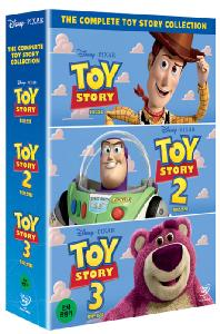 토이 스토리 트릴로지 [THE COMPLETE TOY STORY COLLECTION]