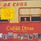 CUBAN DIVAS/ 신화적인 여성 뮤지션들의 향연 [4CD BOX SET][미개봉][무료배송]