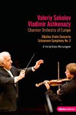 VIOLIN CONCERTO/ VALERIY SOKOLOV, VLADIMIR ASHKENAZY [시벨리우스: 바이올린 협주곡]
