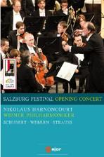 SALZBURG FESTIVAL OPENING CONCERT/ NIKOLAUS HARNONCOURT [2009년 잘츠부르크 페스티벌 개막콘서트]