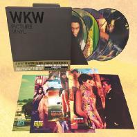 WKW PICTURE VINYL SET [해피투게더+동사서독+타락천사+화양연화] [왕가위의 택동 영화사 25주년 기념] [LP]