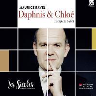 DAPHNIS & CHLOE: COMPLETE BALLET/ FRANCOIS-XAVIER ROTH [라벨: 다프니스와 클로에 | 프랑수아 자비에 로트]