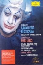 CAVALLERIA RUSTICANA & PAGLIACCI/ GEORGES PRETRE