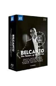 BELCANTO: THE TENORS OF THE 78 ERA [2BD+DVD+2CD] [벨칸토: 78회전 시대의 테너들] [한글자막]