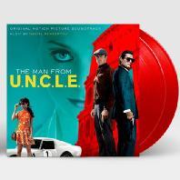 THE MAN FROM U.N.C.L.E. [180G RED LP] [맨 프롬 엉클]