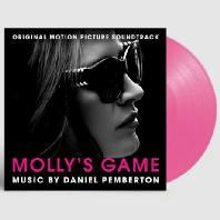 MOLLY`S GAME [180G PINK LP] [몰리스 게임]