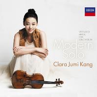 CLARA-JUMI KANG(강주미) - MODERN SOLO [강주미: 모던 솔로]