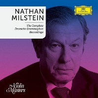 THE COMPLETE DEUTSCHE GRAMMOPHON RECORDINGS [밀스타인: 도이치 그라모폰 전집]