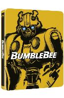 범블비 4K UHD+BD [스틸북 한정판] [BUMBLEBEE]
