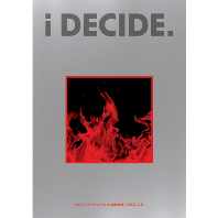 IKON(아이콘) - 3RD MINI ALBUM [I DECIDE] [RED/GREEN VER]*