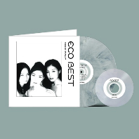 "베스트 [VOICE OF MEMORY] [7"" CRYSTAL CLEAR+12"" WHITE MARBLED] [180G LP]"