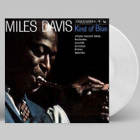 KIND OF BLUE [CLEAR LP]